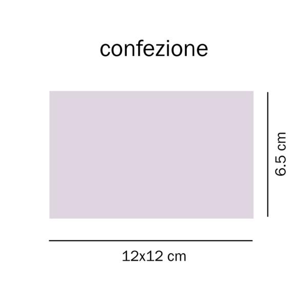 dimensioni confezione trottole del Tarlo
