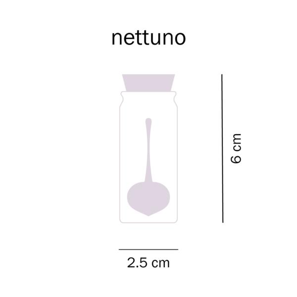 dimensioni trottola nettuno del Tarlo