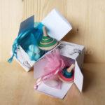 trottola bomboniere confetti