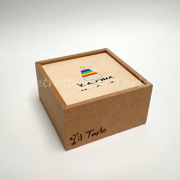 karma trottola vitale gioco in scatola Il Tarlo
